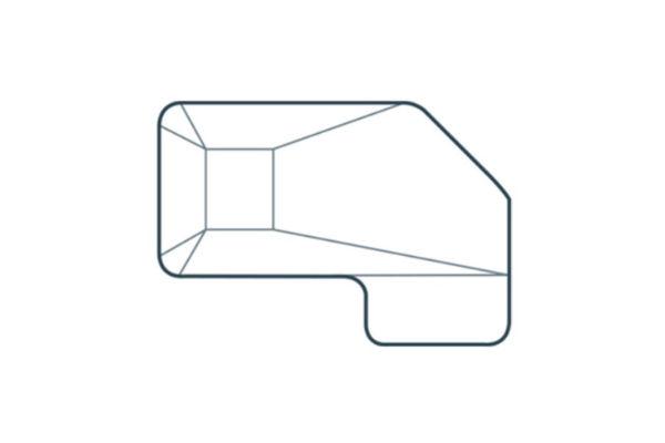 Vinyl Liner Pools - Contemporary Full-LC