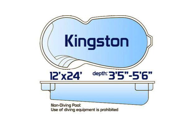 SwimUSA Fiberglass - Freeform - Kingston $34,163.00