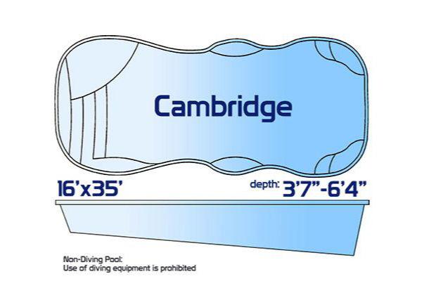 SwimUSA Fiberglass - Natural - Cambridge $53,488.00