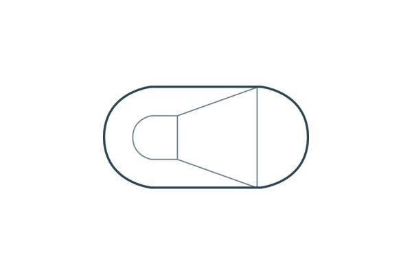 Vinyl Liner Pools - Oval