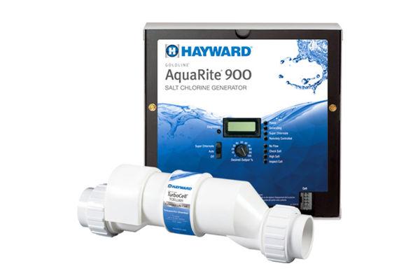 Salt Chlorination With<br /> Smart Pool Control