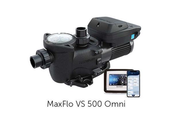 MaxFlo VS 500 OMNI